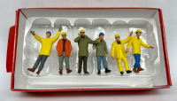 Preiser 1:50 steeplejack figure set